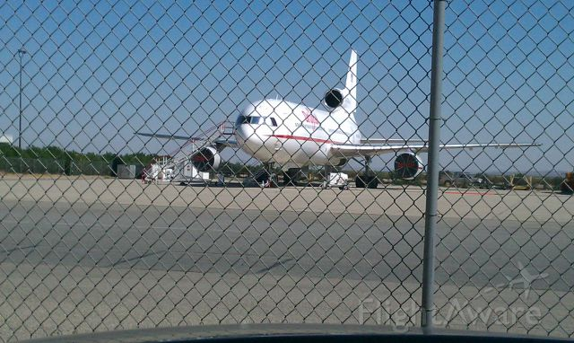 Lockheed L-1011 TriStar — - Based at Mojave Airport in California used to drop satellite from her belly
