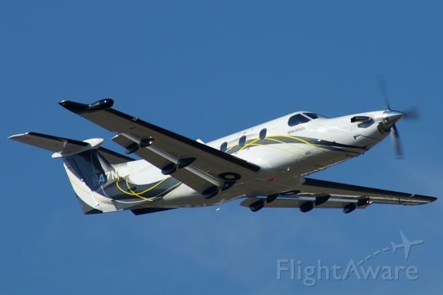 Pilatus PC-12 (N47NG)