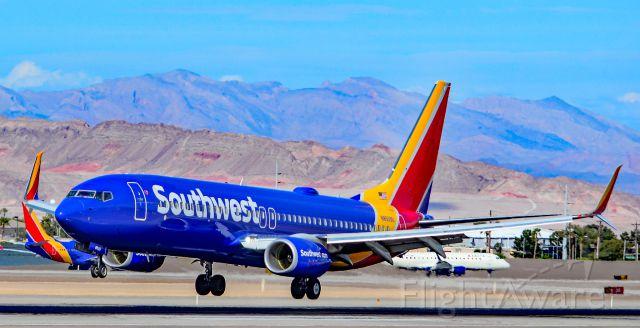 Boeing 737-800 (N8509U) - N8509U Southwest Airlines Boeing 737-8H4 s/n 36925 - Las Vegas - McCarran International (LAS / KLAS)<br />USA - Nevada,  April 5, 2019<br />Photo: TDelCoro
