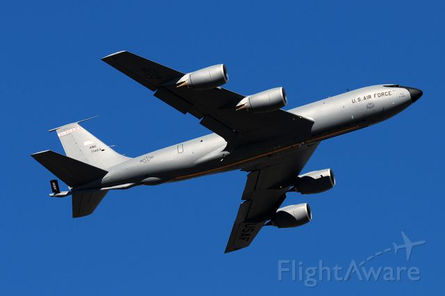 57-1453 — - Dixie call sign departing