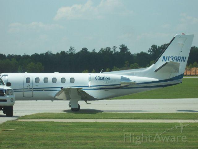 Cessna Citation II (N139RN)
