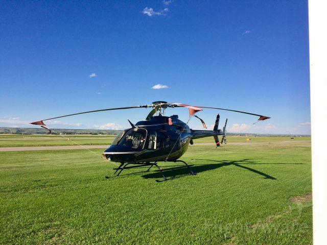 Bell 407 (C-GMYW) - BELL 407 Chopper