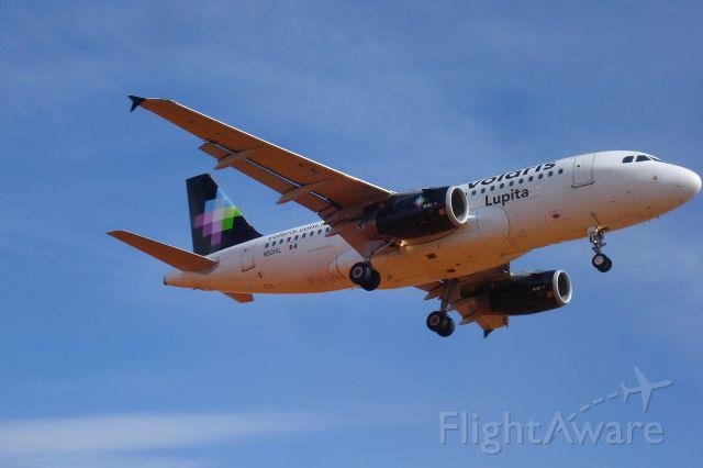 Airbus A319 (N501VL)