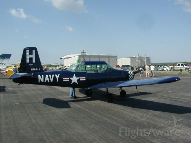 N8281J — - A Varga VG2150 painted in US Navy Colors