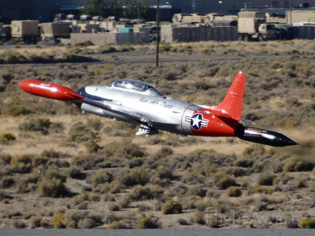 Lockheed T-33 Shooting Star (N377JP)