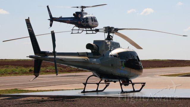 Eurocopter AS-350 AStar (PR-YIT)