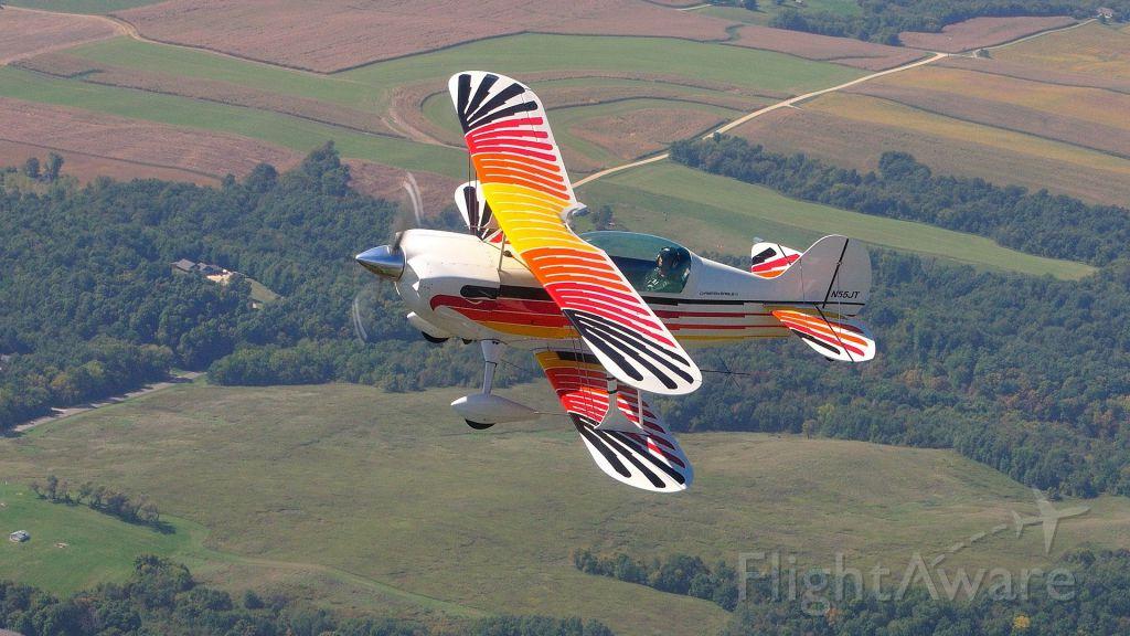 AVIAT Eagle (N55JT)