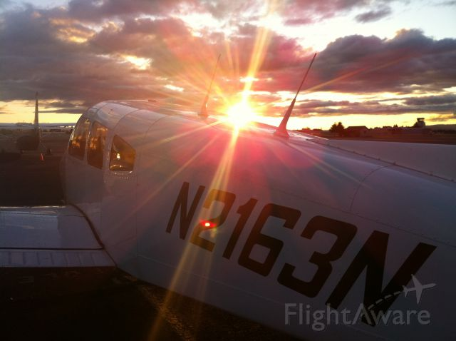 Piper PA-44 Seminole (N2163N)