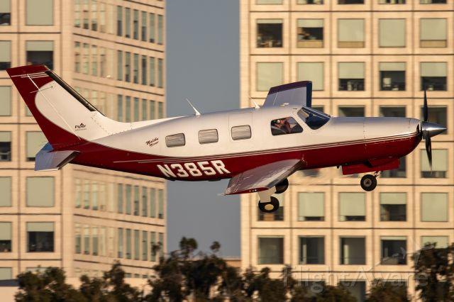 Piper Malibu Mirage (N385R)