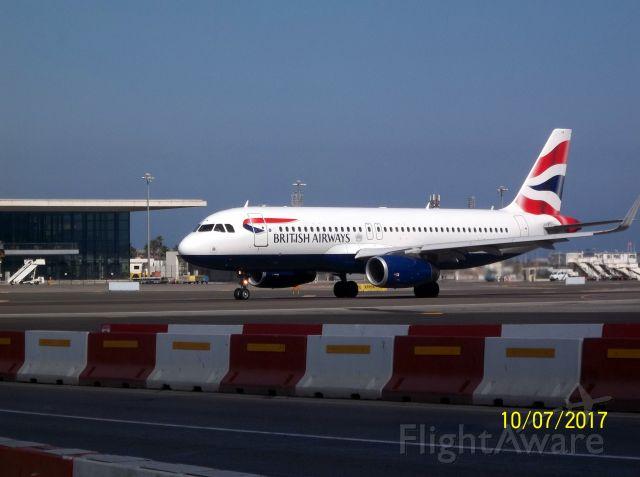 — — - BRITISH AIRWAYS DEPARTURE TO LONDON.