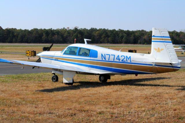 Mooney M-20 (N7742M)