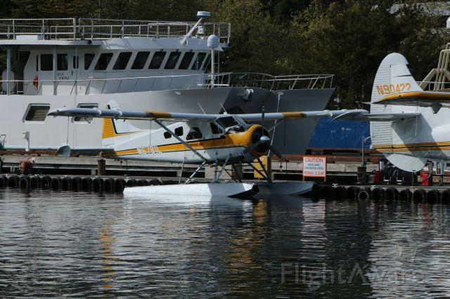 N678IL — - Home port for Horizon - bottom of lake Union, Seattle, WA