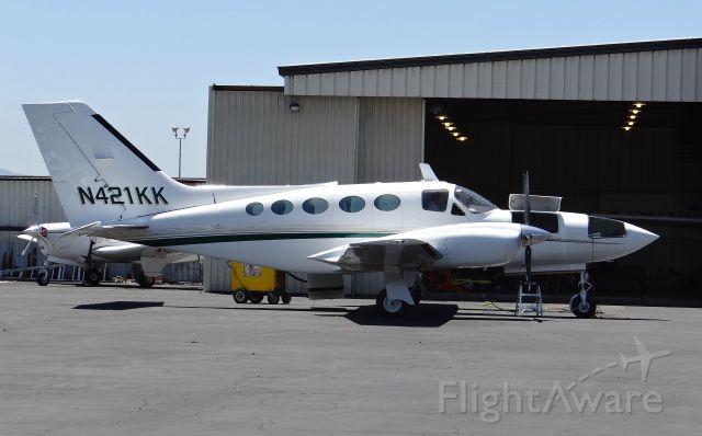 Cessna 421 (N421KK)