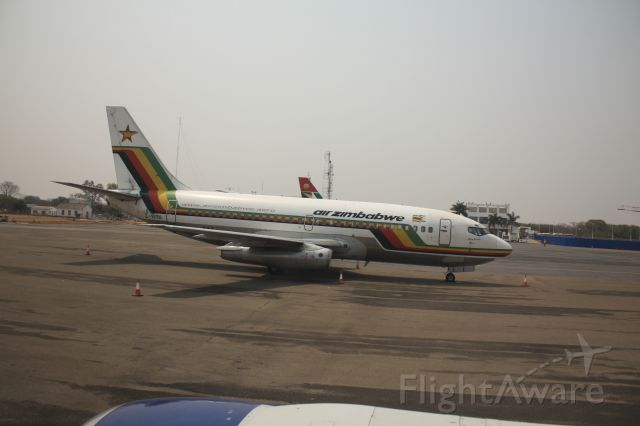 Boeing 737-200 (Z-WPA)