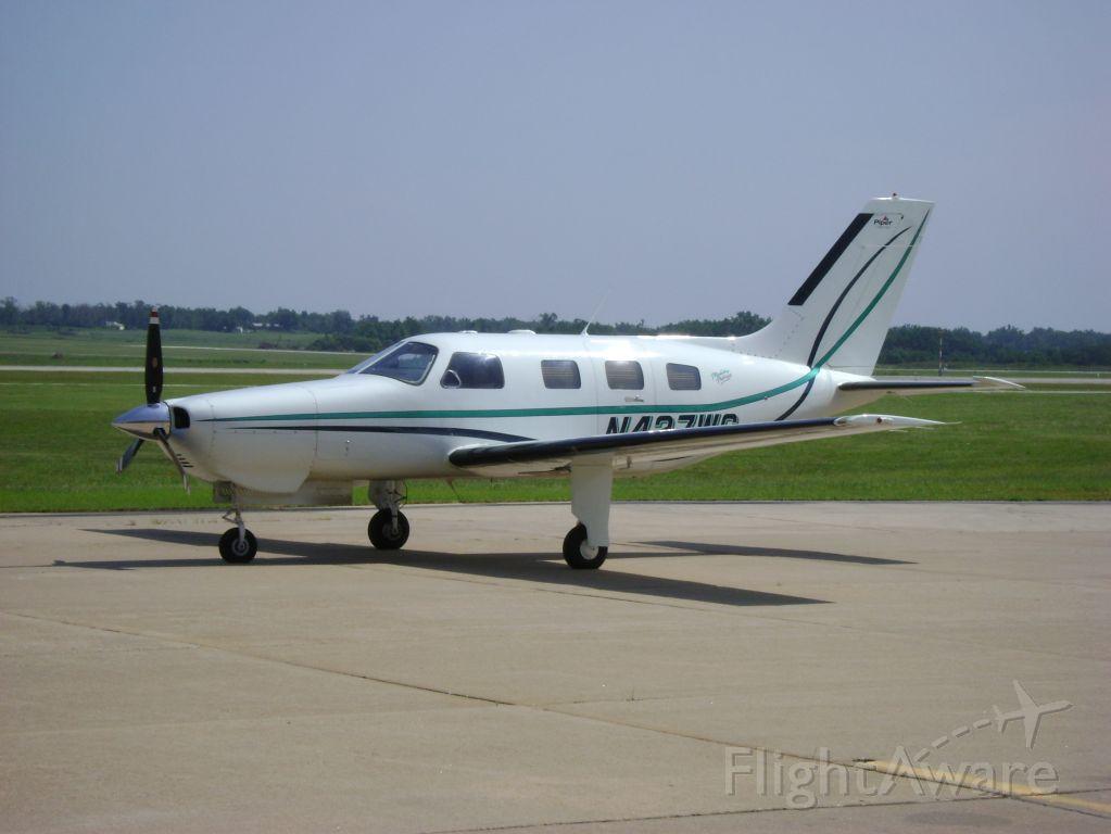 Piper Malibu Mirage (N427WS) - 2001 Piper Malibu Mirage