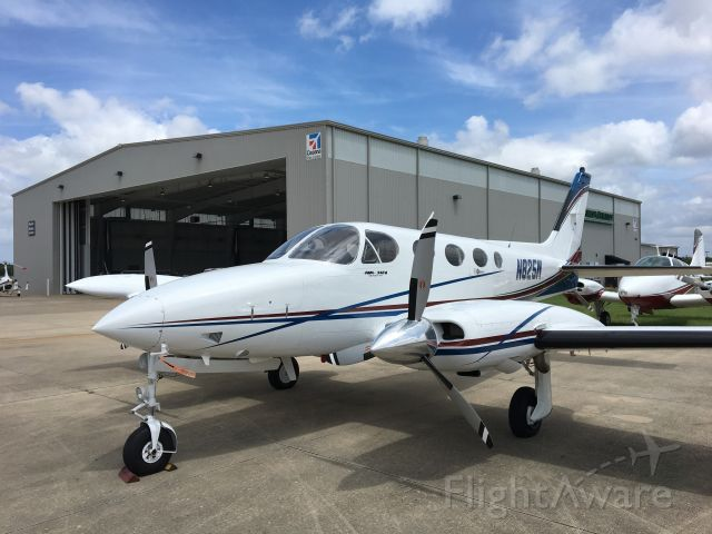 Cessna Chancellor (N825W)