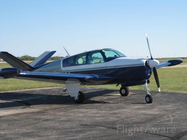 Beechcraft Bonanza (36) (N8652A)