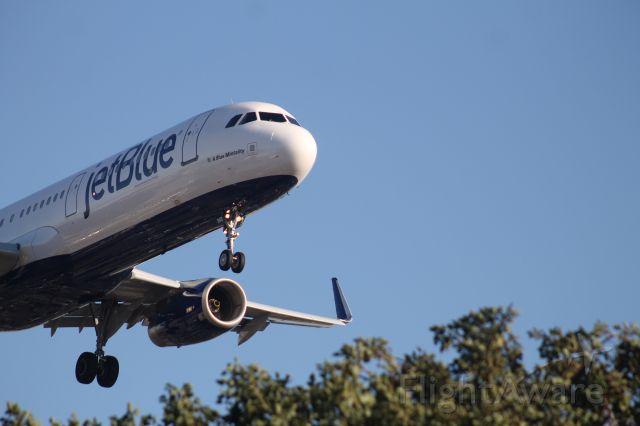 Airbus A321 (N945JT) - JetBlue