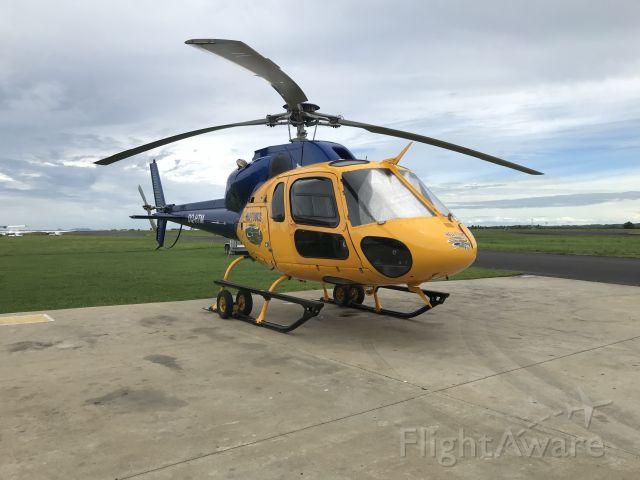 HELIBRAS VH-55 Esquilo (DQ-HTM)