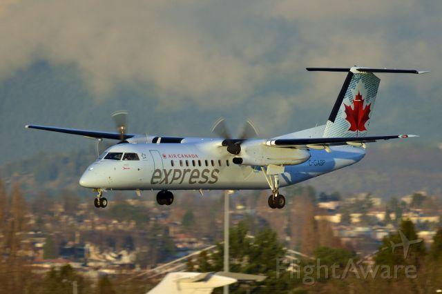 de Havilland Dash 8-300 (C-GABP)