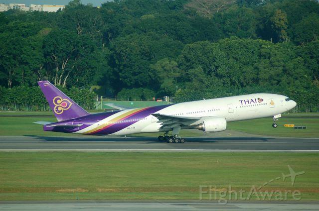 Boeing 777 (HS-TJA)