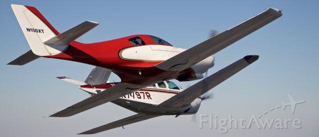 PAI Lancair 320 (N100XT)