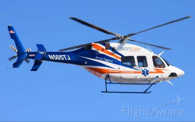Bell 429 GlobalRanger (N505TJ) - Mercy Flight of Western NY br /2010 Bell 429 GlobalRanger