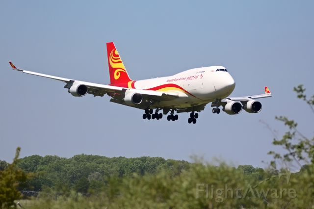 Boeing 747-200 (B-2435)