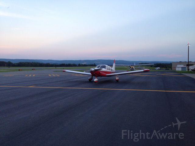 Piper Saratoga (N42CJ)