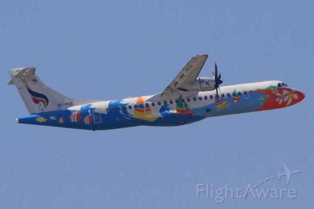 "HS-PGB — - Bangkok Airways ""Phuket"" scheme."