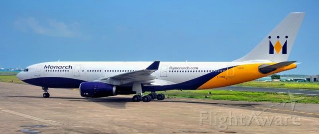 Airbus A330-300 (G-EOMA) - 2008