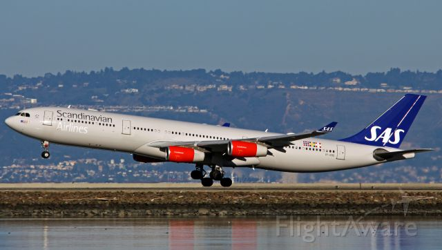 Airbus A340-300 (OY-KBD)