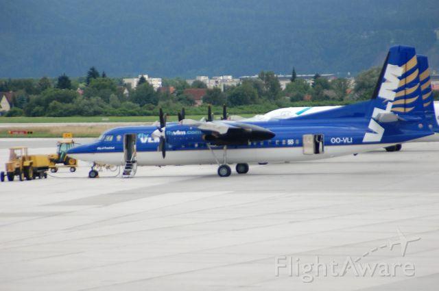 Fokker Maritime Enforcer (OO-VLI)