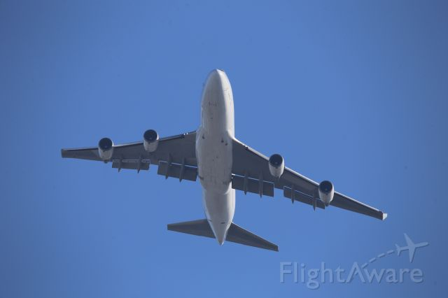 Boeing 747-400 (N508KZ)