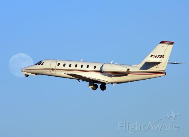 Cessna Citation Sovereign (N307QS) - NBAA 2010