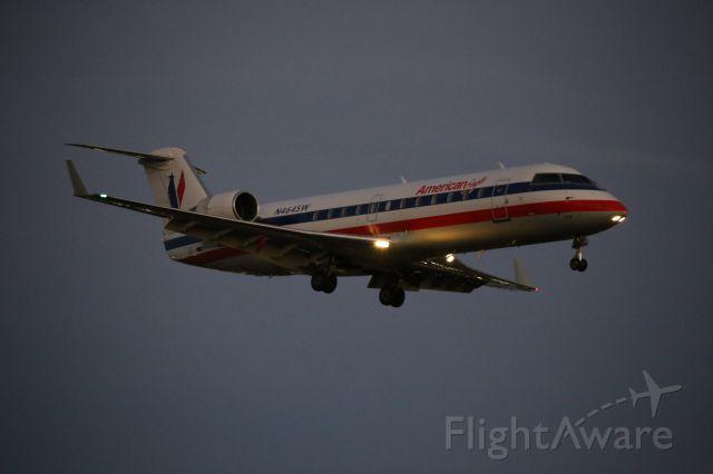 Canadair Regional Jet CRJ-200 (N464SW)