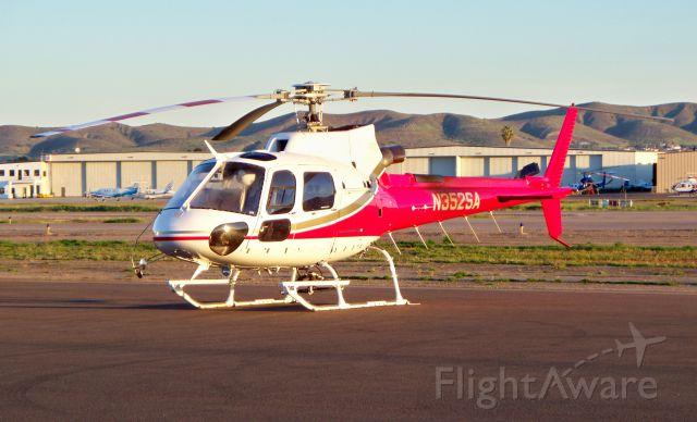 Eurocopter AS-350 AStar (N352SA)