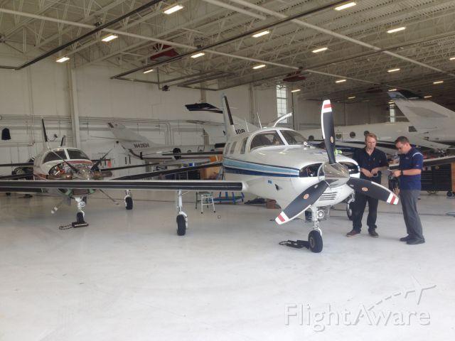 Piper Malibu Mirage (N9100U) - Malibu Make-Over Extreme Edition, KANE Malibu Aerospace