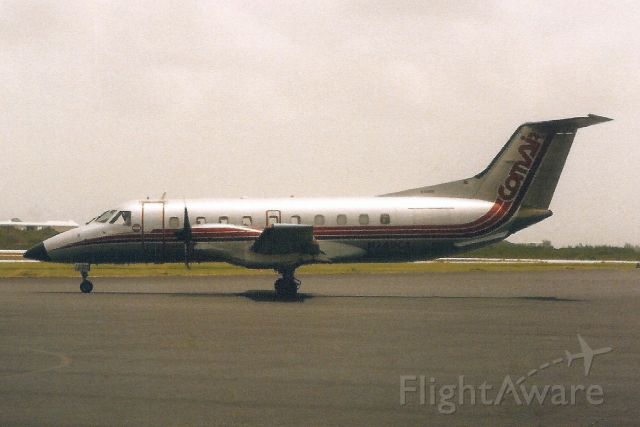 Embraer EMB-120 Brasilia (N249CA) - Seen here in Jul-94.br /br /With Comair from Jan-91 to Jul-06 when it became ZS-OTD.