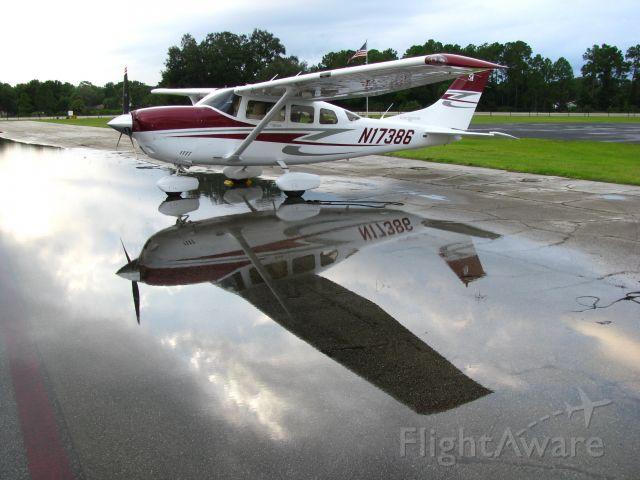 Cessna 206 Stationair (N17386)