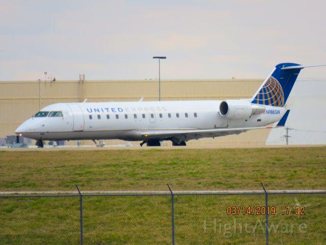 Canadair Regional Jet CRJ-200 (N986SW)