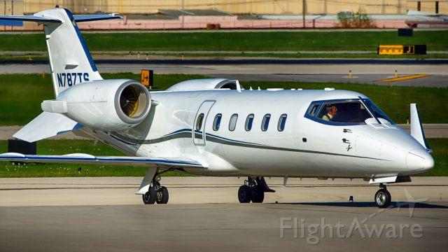 Learjet 60 (N787TS)