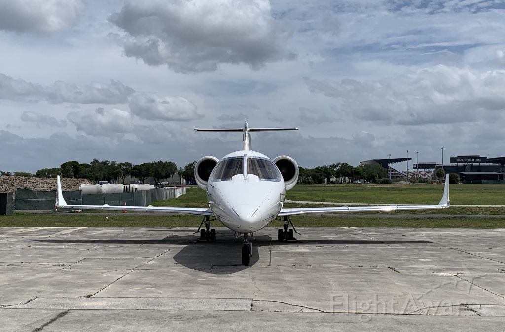 Learjet 60 (N60GF) - Learjet 60 N60GF at Lynx Aviation FXE