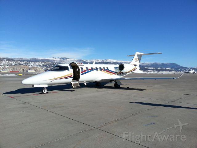Learjet 45 (N9CH)