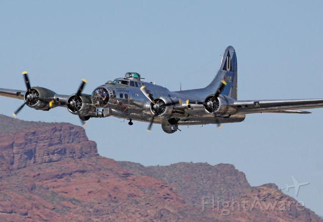 Boeing B-17 Flying Fortress (N9323Z) - Mesa, AZ