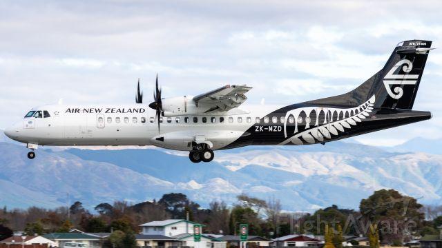 Aerospatiale ATR-72-600 (ZK-MZD)