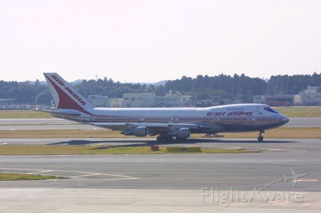 Boeing 747-200 (VT-EGC)