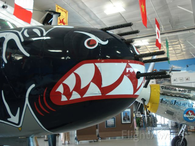 North American TB-25 Mitchell (N5672V) - Betty's Dream - Texas Legends at the Fargo Air Museum
