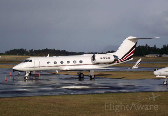 Gulfstream Aerospace Gulfstream IV (N403QS)