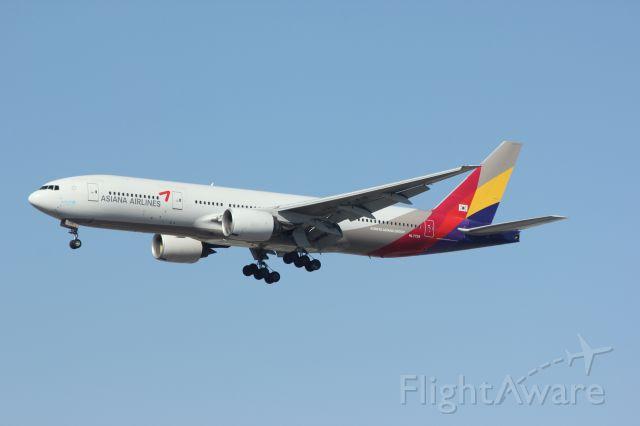 Boeing 777-200 (HL7739)